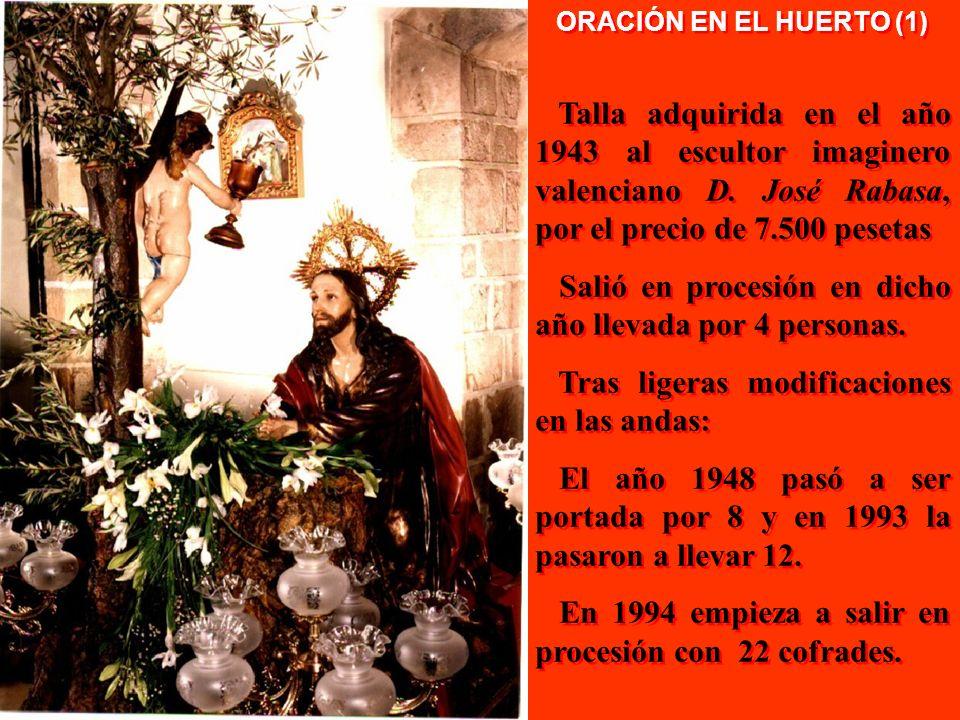 Fue fundada en el año 1528 y patrocinada por Don Martín Gasco, Obispo de Cádiz y Maestrescuela de la Catedral de Sevilla. Es de estilo plateresco, sie