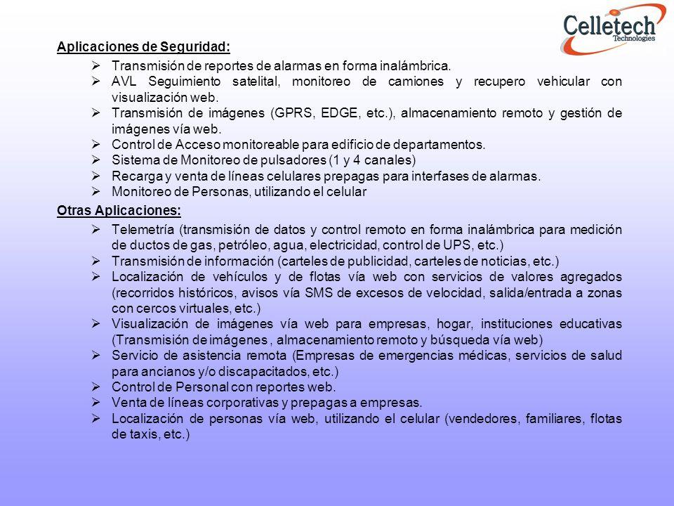 Alianzas estratégicas Nuestras tareas se desarrollan a través del complemento de los diferentes carriers: Personal Claro Movistar Telecom Telefónica Telmex, y en alianza con Estaciones de Monitoreo y Seguridad Electrónica de todo el país.