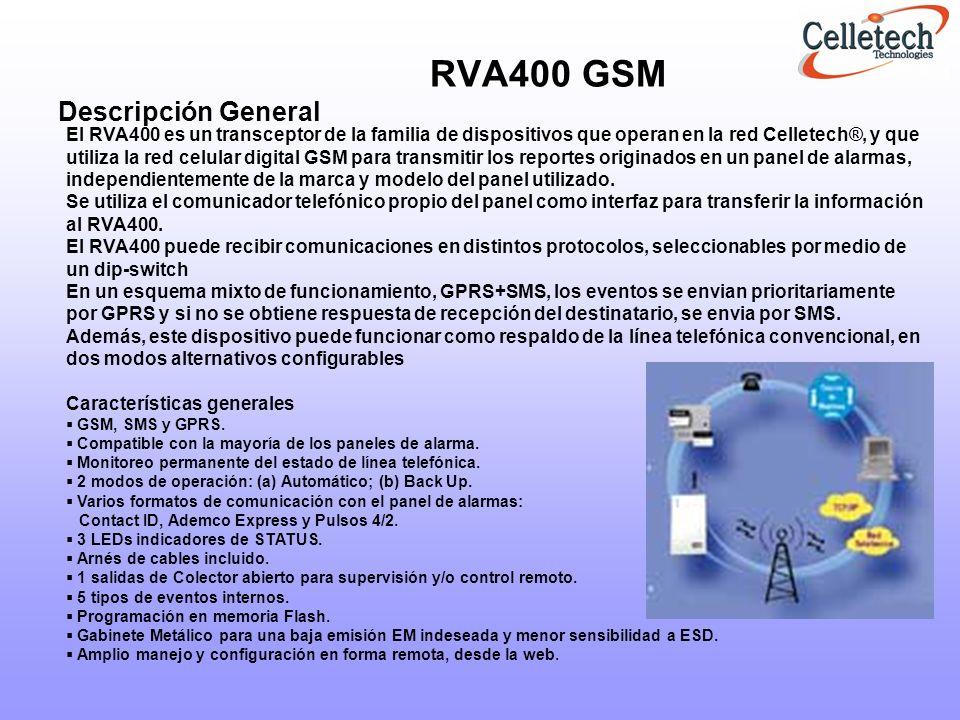 Software de Envío de Comandos (SEC) En este sistema de comunicación no intervienen los servicios ni las redes de Celletech, siendo un esquema totalmente autónomo.
