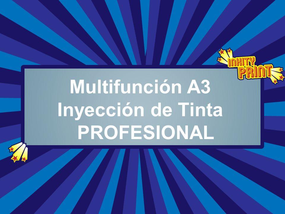 Multifunción A3 Inyección de Tinta PROFESIONAL