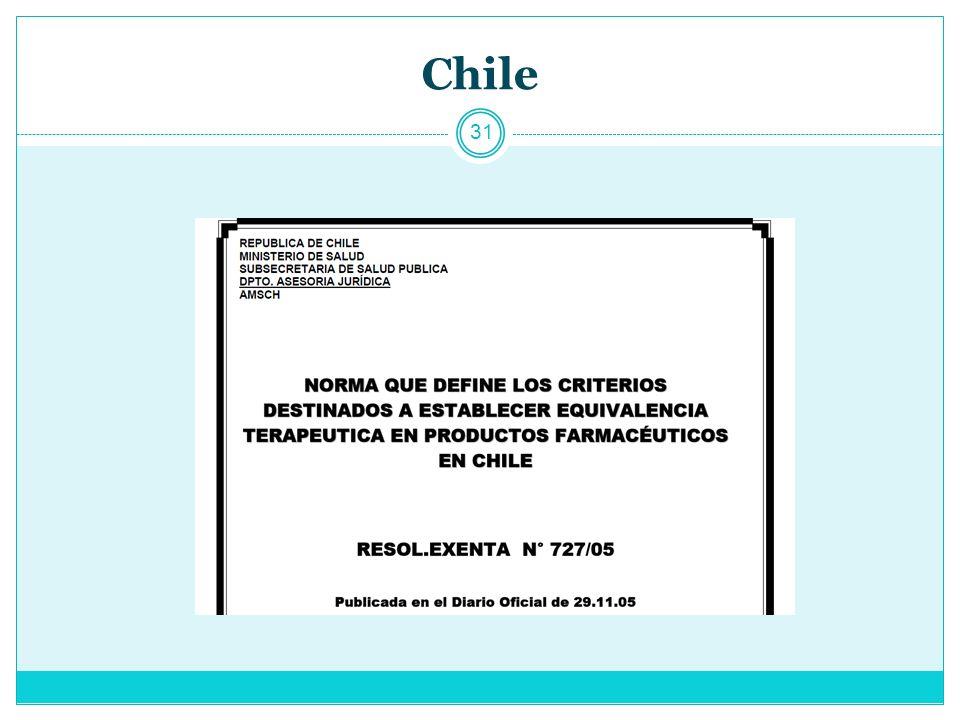Chile 31