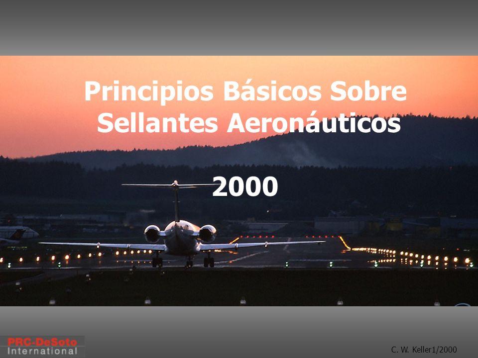 C. W. Keller1/2000 Principios Básicos Sobre Sellantes Aeronáuticos 2000