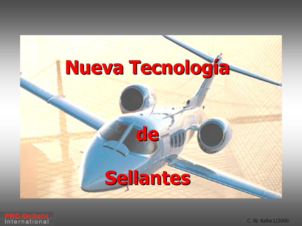 C. W. Keller1/2000 Nueva Tecnología de Sellantes