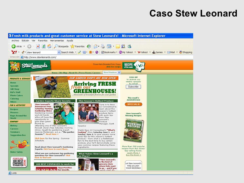 Caso Stew Leonard