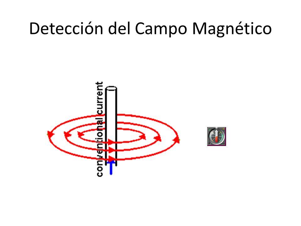 Detección del Campo Magnético