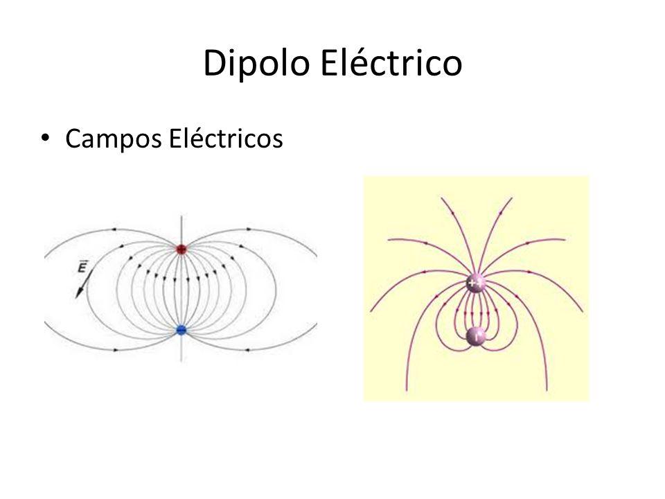 Dipolo Eléctrico Campos Eléctricos