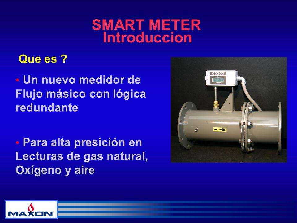 19HONEYWELL - CONFIDENTIAL File Number SMART METER Introduccion Que es ? Un nuevo medidor de Flujo másico con lógica redundante Para alta presición en