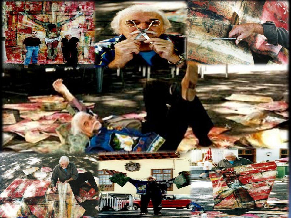 D ecidido regresé a España con una solución honrosa, y en una mañana del mes de febrero del año 2003, en presencia de una multitud inocente que transitaba por la plaza frente a la Academia de Artes, corté Mi Gran Obra en fantásticos y virtuosos pedazos de efecto sobrenatural para englobar desde los cuentos de hadas hasta las hagiografías que circunscriben en narraciones maravillosas.