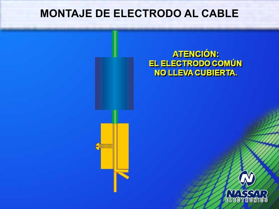 ELECTRODOS DE BRONCE 0.56 DIÁMETRO 1 ALTURA