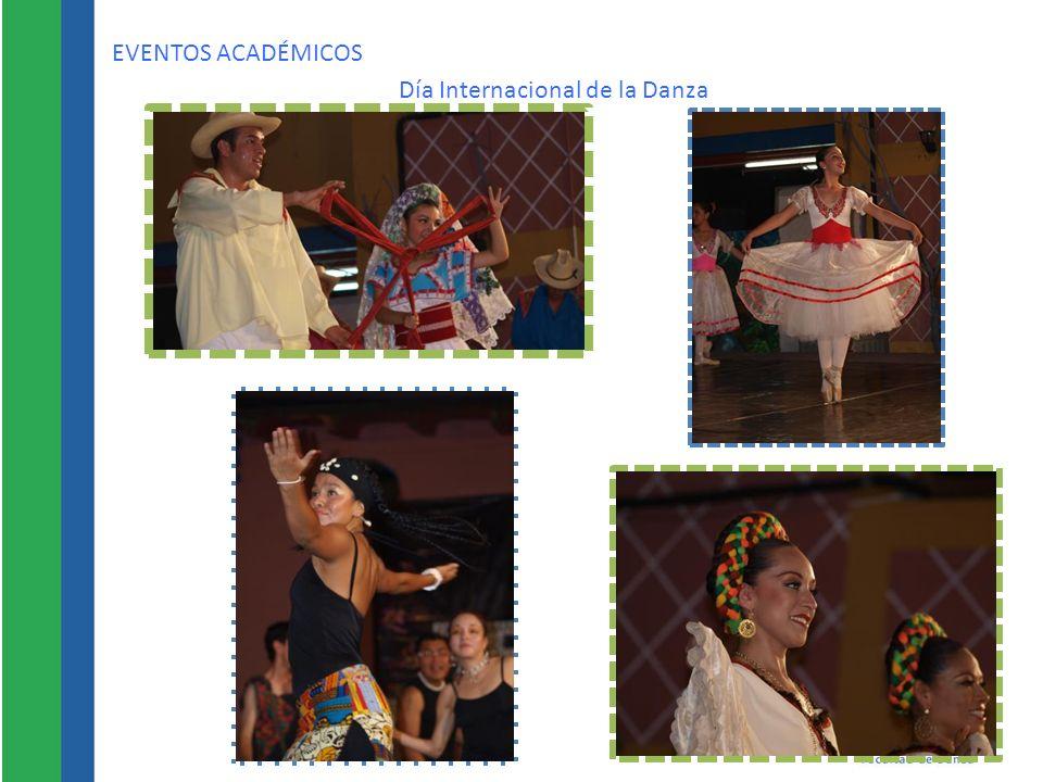 EVENTOS ACADÉMICOS Día Internacional de la Danza