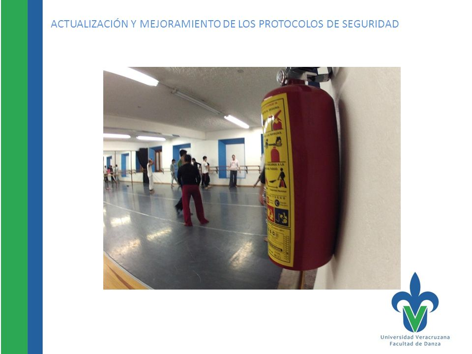 ACTUALIZACIÓN Y MEJORAMIENTO DE LOS PROTOCOLOS DE SEGURIDAD