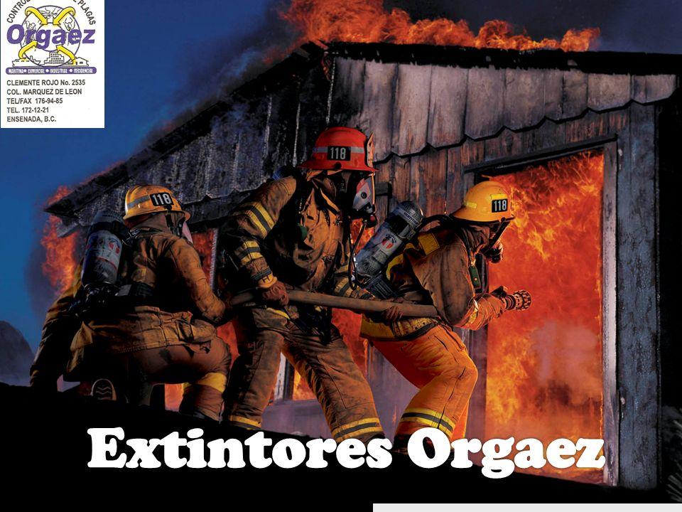 5.HALOGENOS O AGENTES LIMPIOS: Aplicable para fuegos en los que existan materiales especiales.
