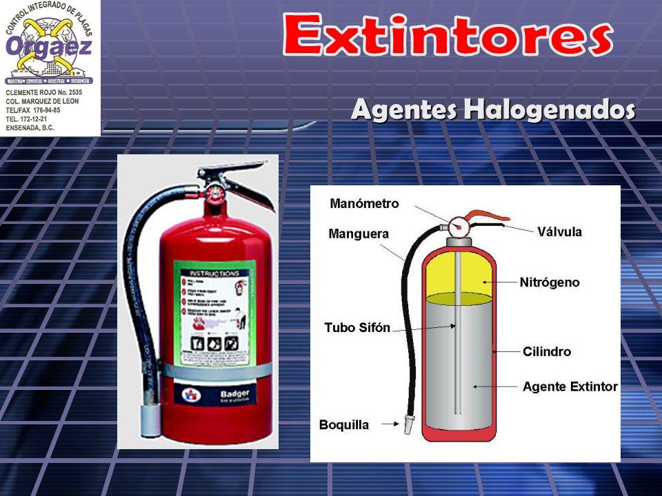 Agentes Halogenados