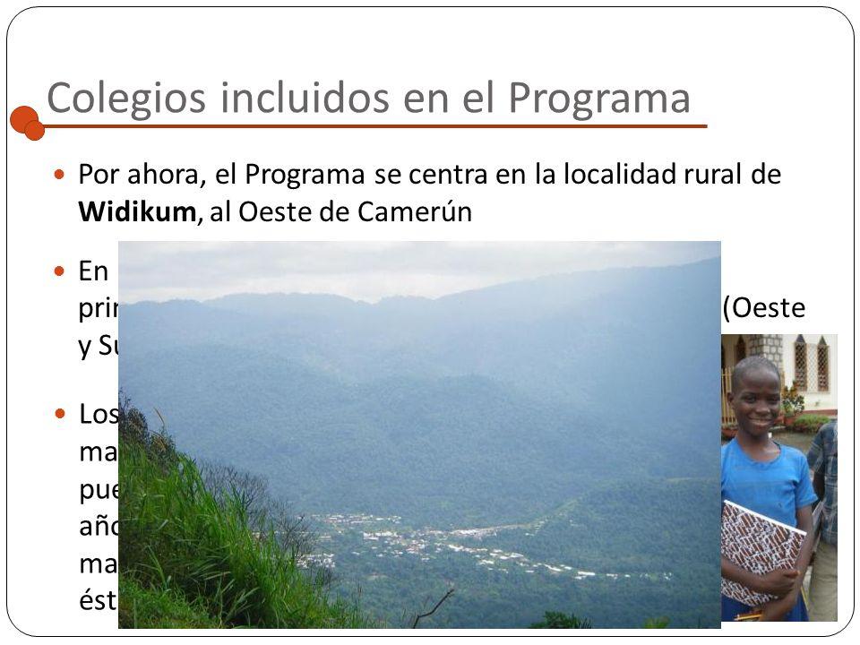 Funcionamiento del Programa Seguimiento y sostenibilidad: – Es prioritario dar continuidad a los niñ@s ya incluid@s para que puedan terminar el proces