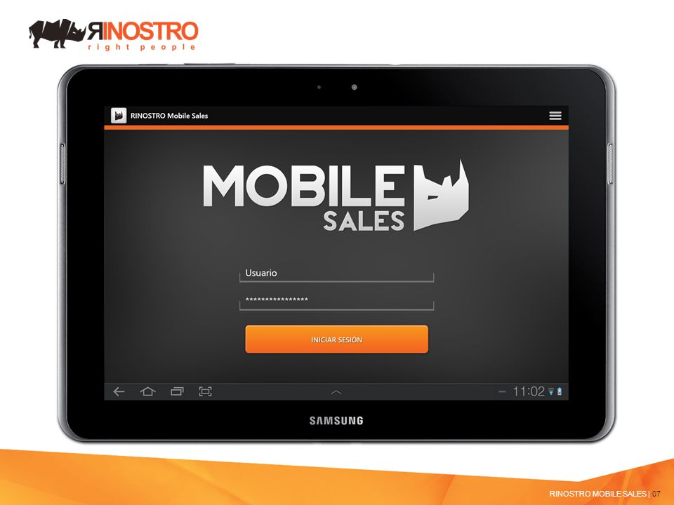 RINOSTRO MOBILE SALES | 08 Scroll horizontal