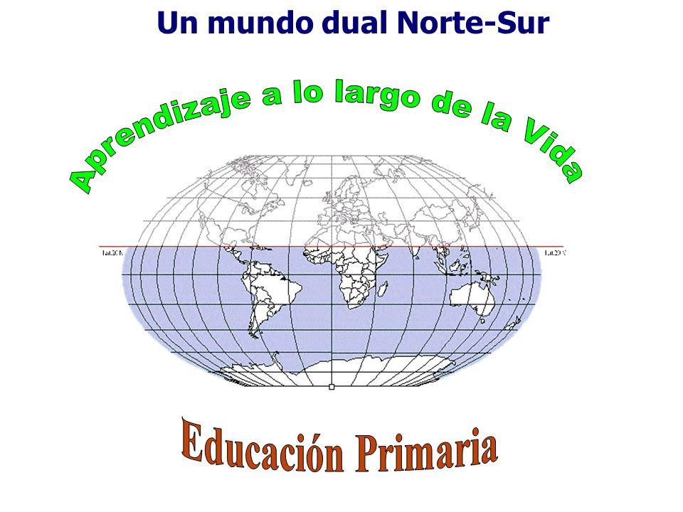 Un mundo dual Norte-Sur