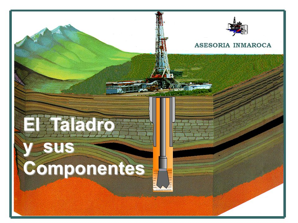 El Taladro y sus Componentes ASESORIA INMAROCA