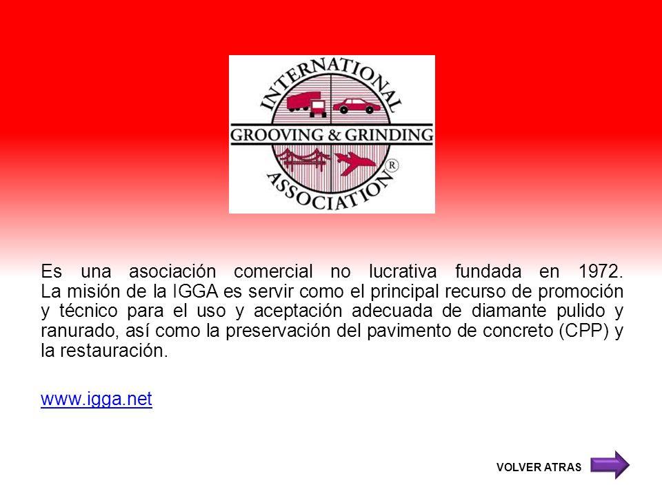 Es una asociación comercial no lucrativa fundada en 1972. La misión de la IGGA es servir como el principal recurso de promoción y técnico para el uso