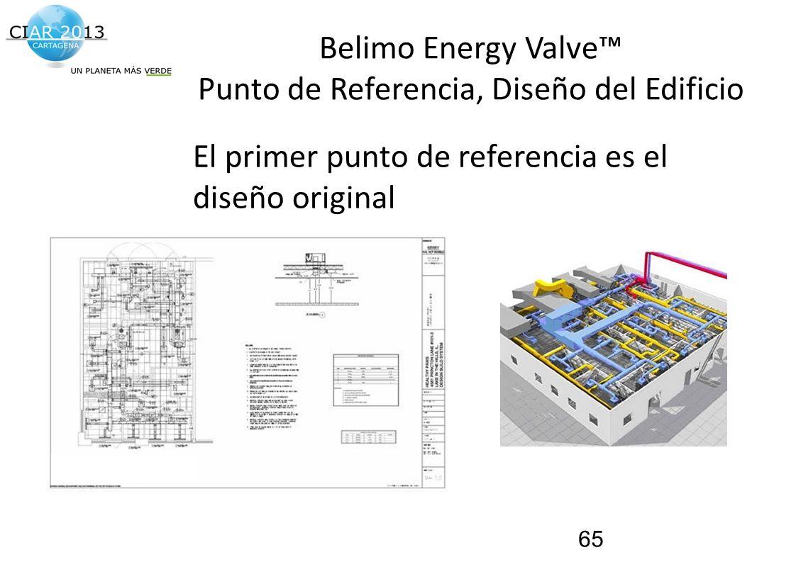 Traemos al presente el futuro de la construcción! Belimo Energy Valve Punto de Referencia, Diseño del Edificio El primer punto de referencia es el dis
