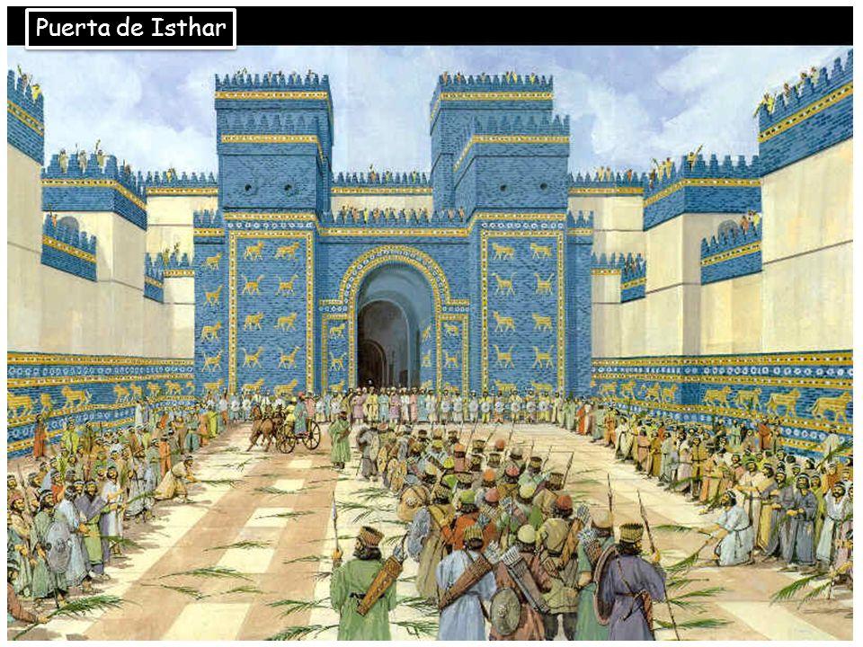 Puerta de Isthar