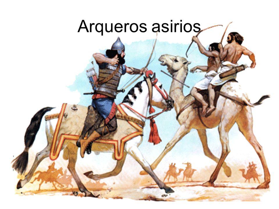 Arqueros asirios