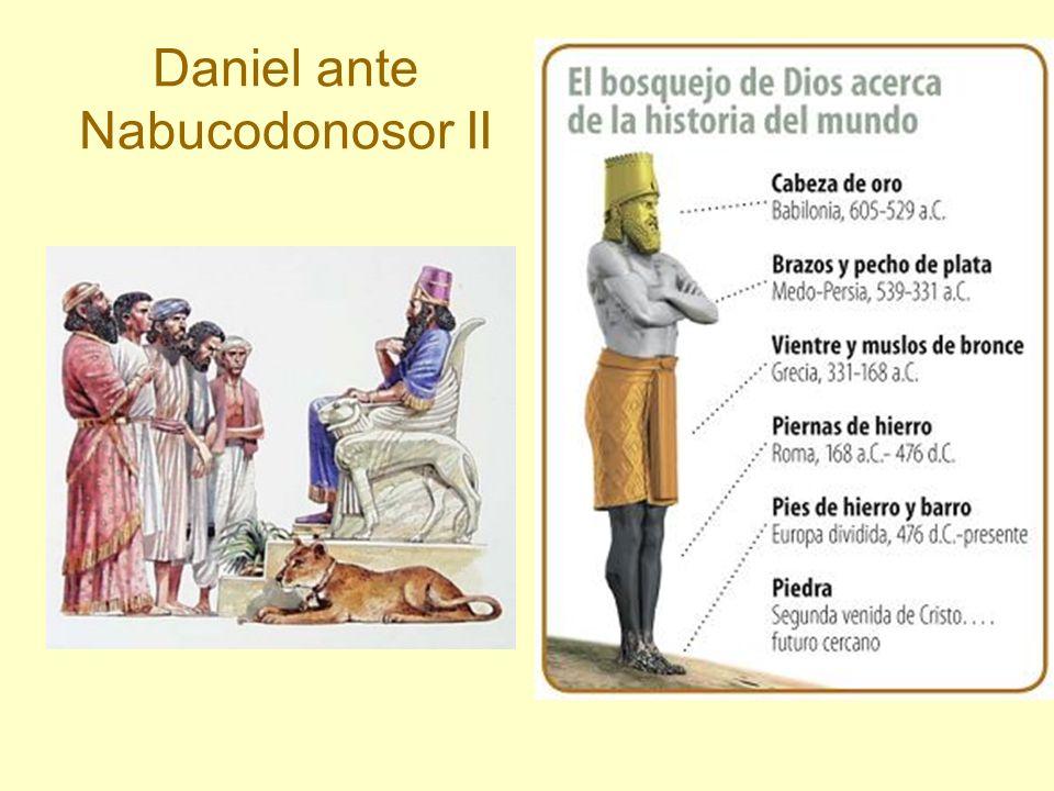 Daniel ante Nabucodonosor II