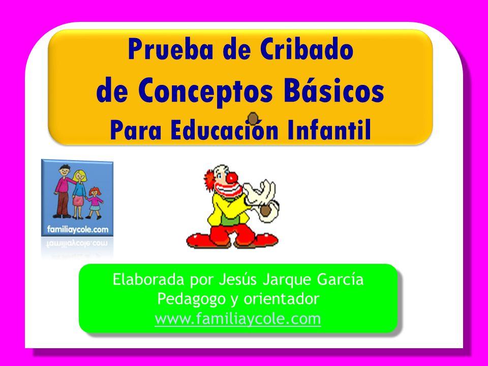 www.jesusjarque.com Dime o señala ¿Qué dibujo está MÁS CERCA del niño.