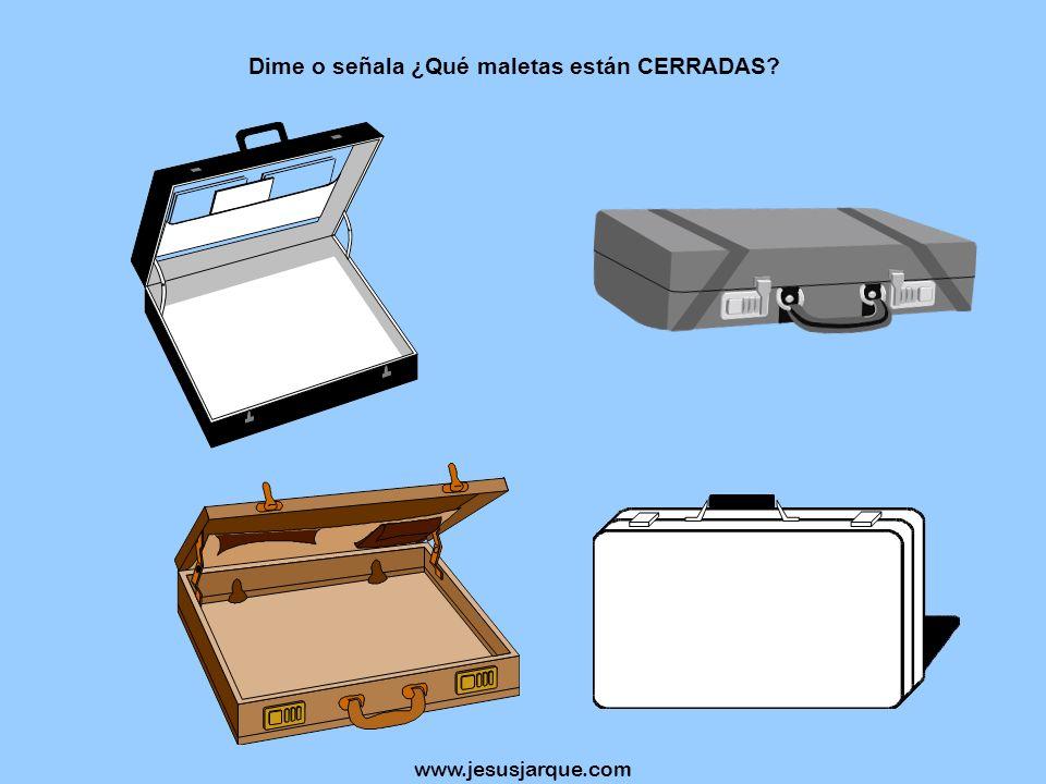 www.jesusjarque.com Dime o señala ¿Qué hay DEBAJO del Árbol?