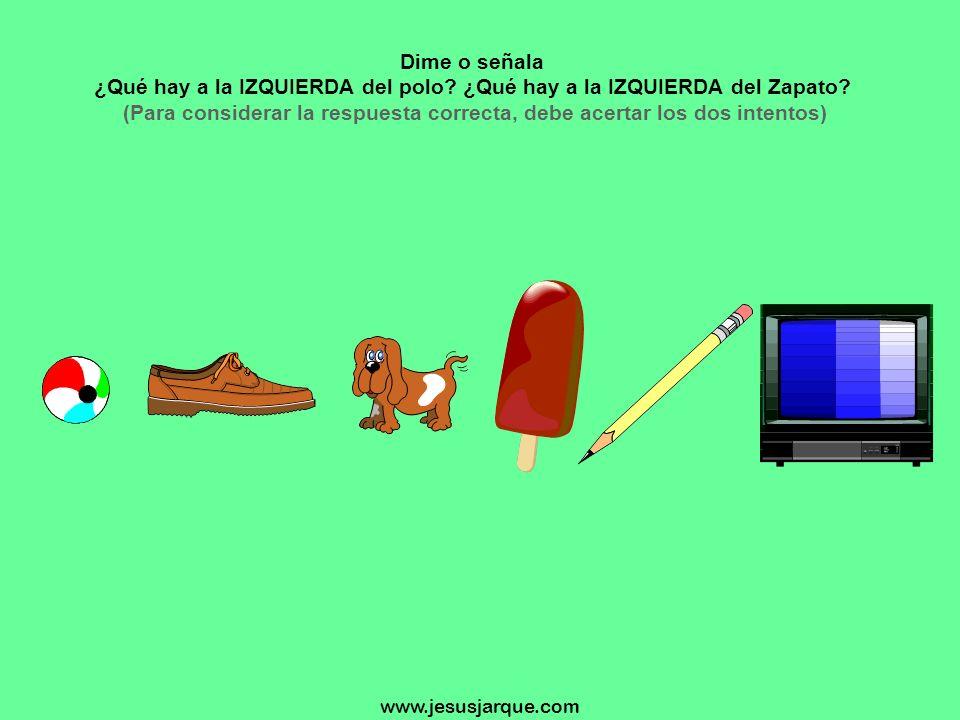 www.jesusjarque.com Dime o señala ¿Qué tira es LA MÁS ANCHA? ¿Y qué tira es LA MÁS ESTRECHA