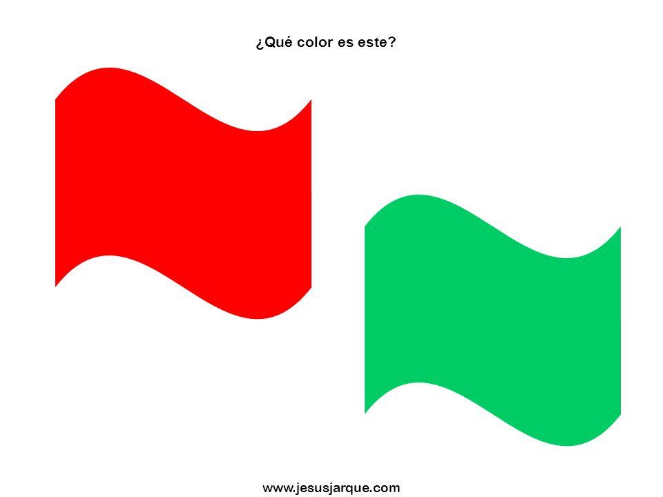 www.jesusjarque.com ¿Qué color es este?