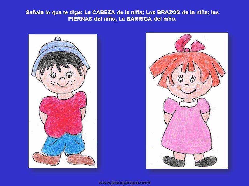 www.jesusjarque.com ¿En qué cuadrado hay CINCO chupa chus?
