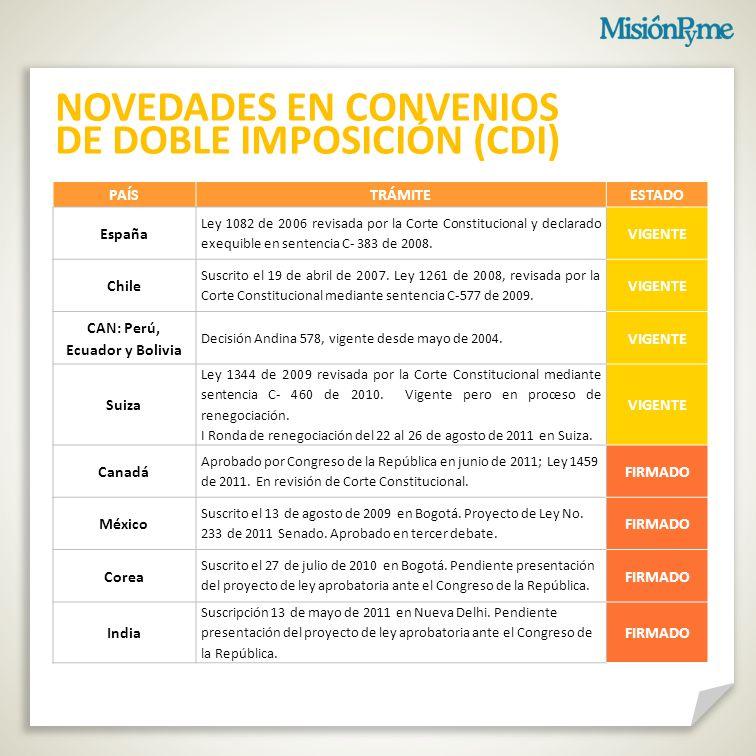 PAÍSTRÁMITEESTADO España Ley 1082 de 2006 revisada por la Corte Constitucional y declarado exequible en sentencia C- 383 de 2008.