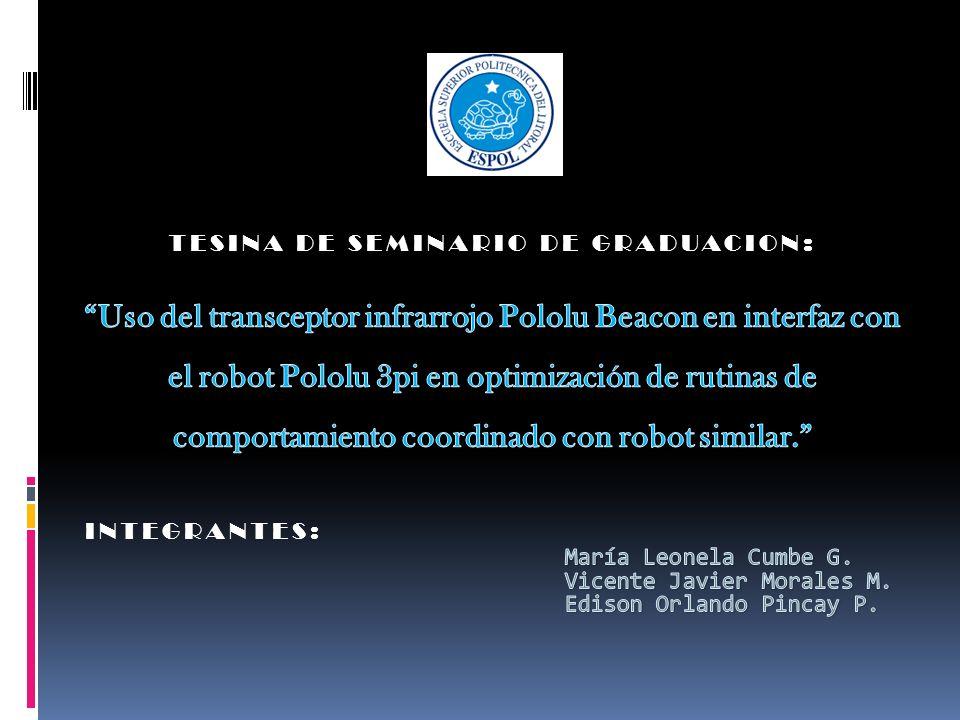 TESINA DE SEMINARIO DE GRADUACION: