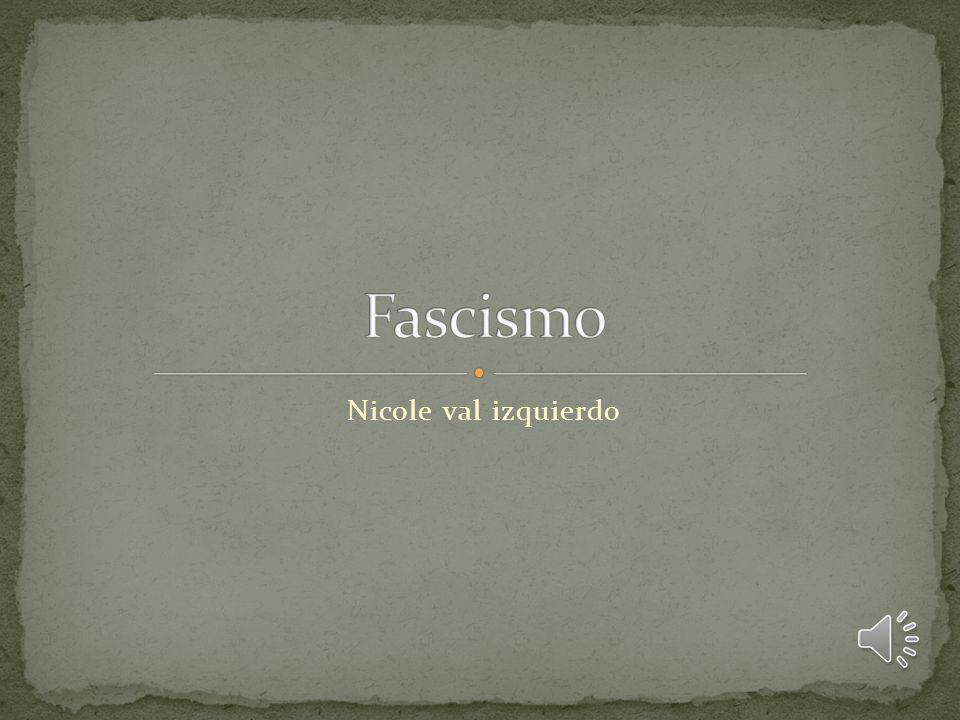 La derrota de Alemania e Italia en la II guerra mundial desacreditó al fascismo en Europa en el periodo de posguerra.