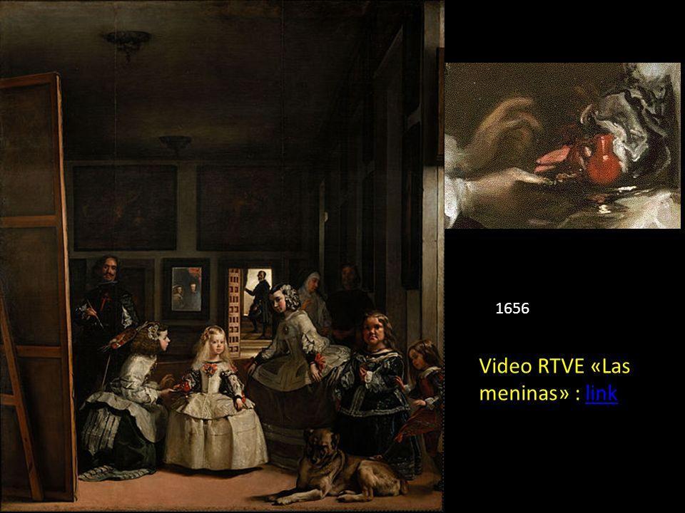1656 Video RTVE «Las meninas» : linklink