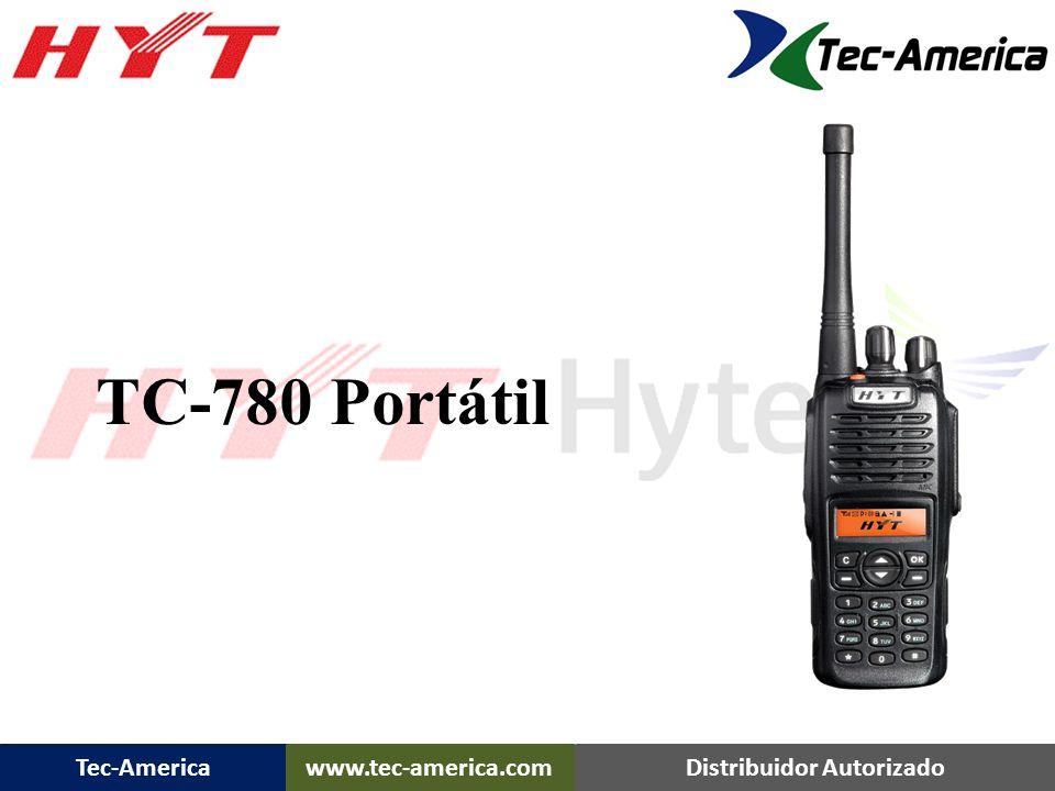 Tec-Americawww.tec-america.comDistribuidor Autorizado Desarollado en base al popular TC-700 Comunicacion Garantizada –Alta Calidad de Audio –Scrambler