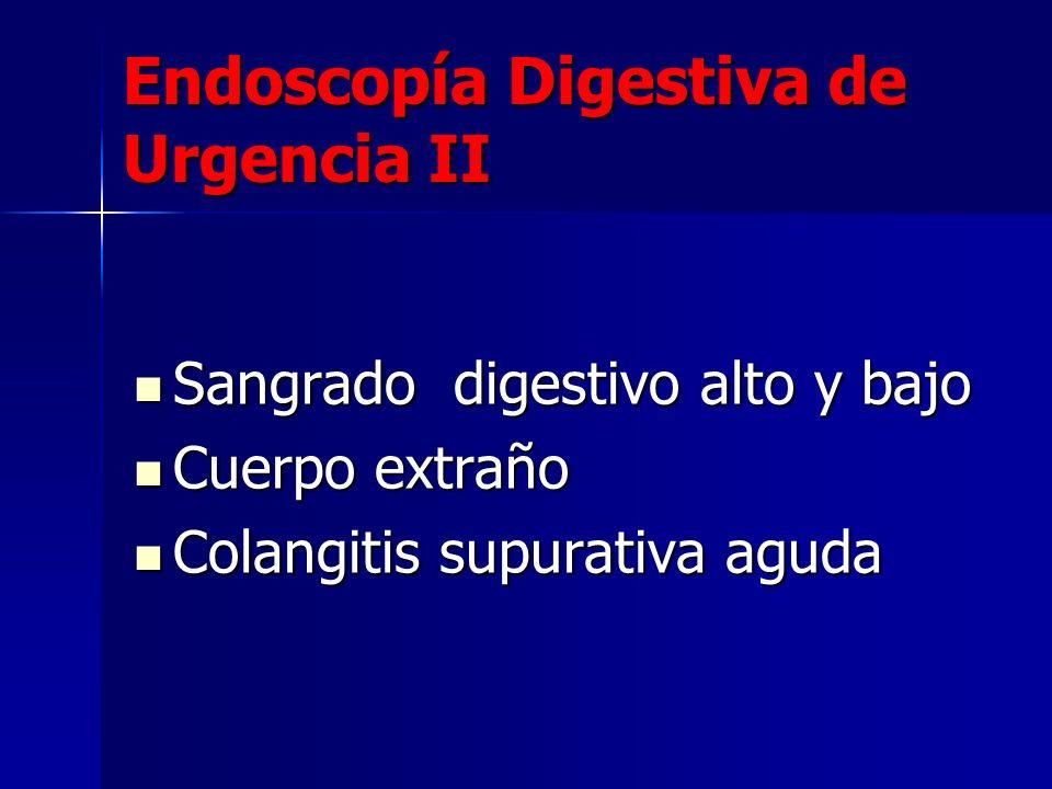 Sangrado Digestivo Alto Gastropatía HTP Cancer Gástrico