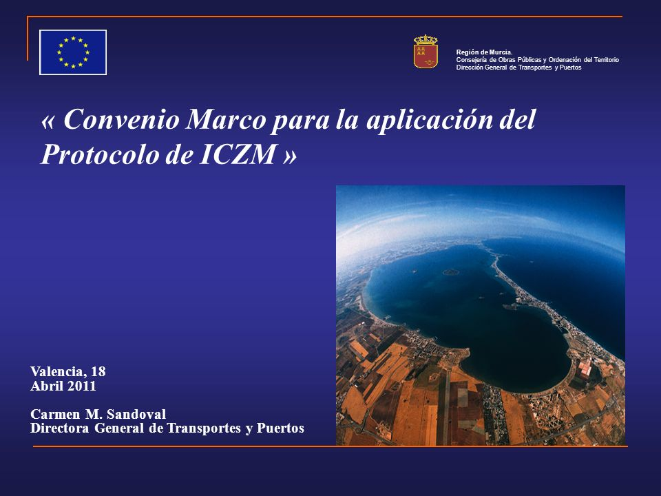INDICE Estrategia española de GIZC.Protocolo ICZM.