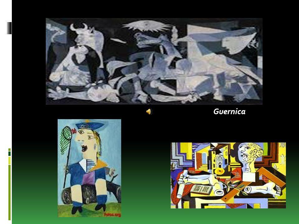 PICASSO Pablo Ruiz Picasso nació en Málaga el 25 de octubre de 1881 y murió el 8 de abril de 1973), conocido como Pablo Picasso, fue un pintor y escultor andaluz, creador, junto con Georges Braque y Juan Gris, del movimiento cubista.
