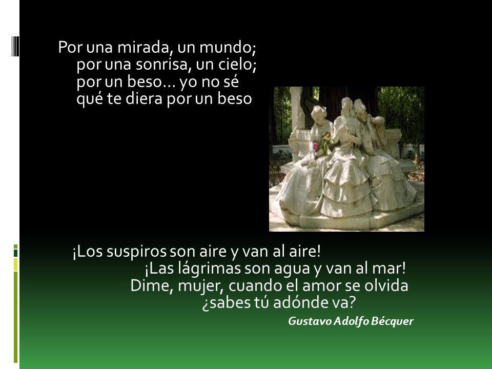 GUSTAVO ADOLFO BECQUER Gustavo Adolfo Domínguez Bastida nació en Sevilla el 17 de febrero de 1836 y murió el, 22 de diciembre de 1870, más conocido como Gustavo Adolfo Bécquer.
