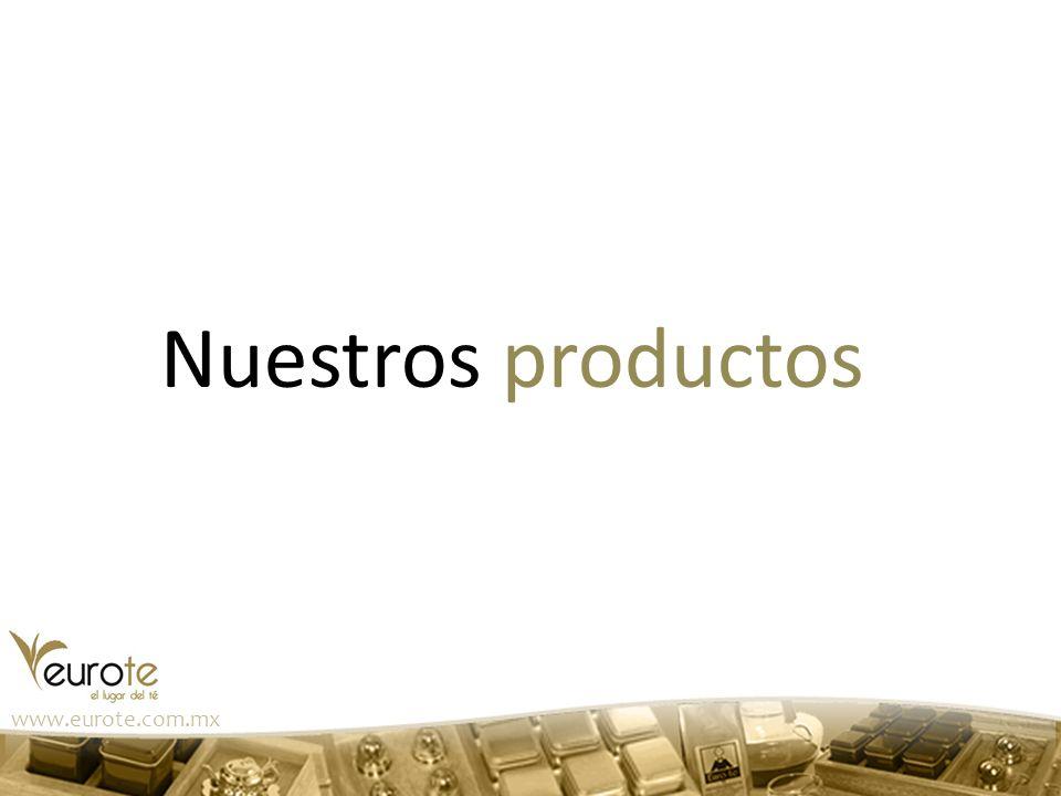 En México llamamos té a cualquier infusión hecha con agua caliente, ya sea de hierbas, flor o fruto.