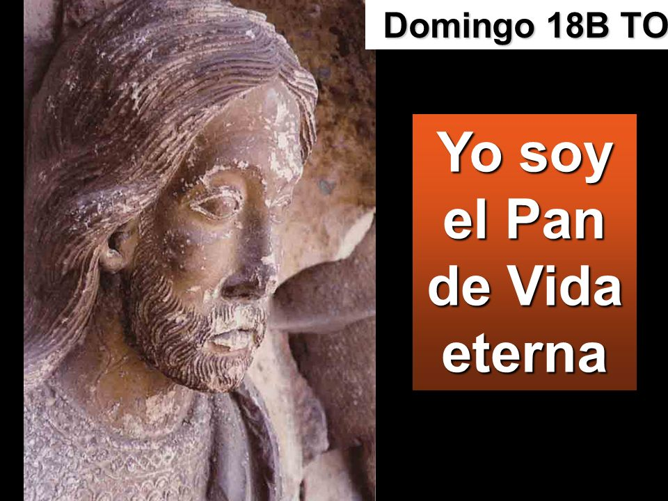 Domingo 18B TO Yo soy el Pan de Vida eterna
