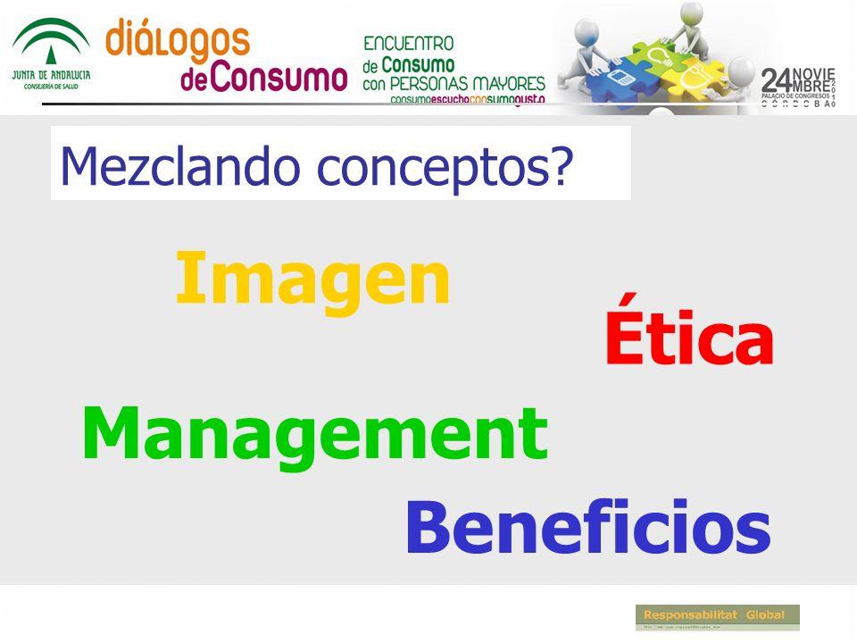 Ética Beneficios Mezclando conceptos? Management Imagen