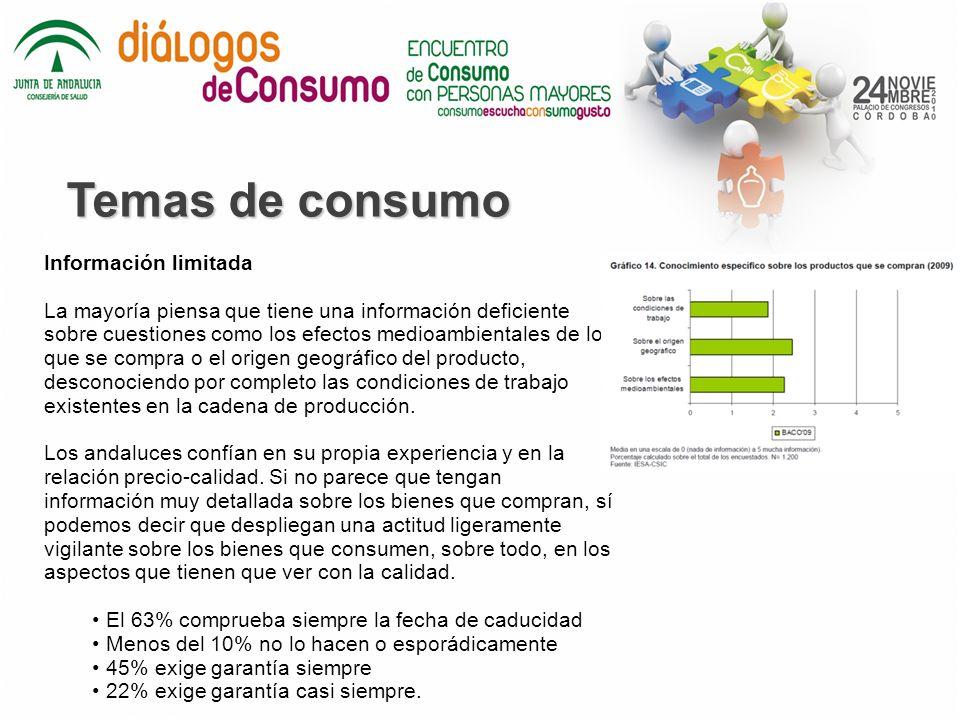 Temas de consumo Nuevas sensibilidades en la compra La diferencia entre la compra de los productos ecológicos o de comercio justo es muy ilustrativa.