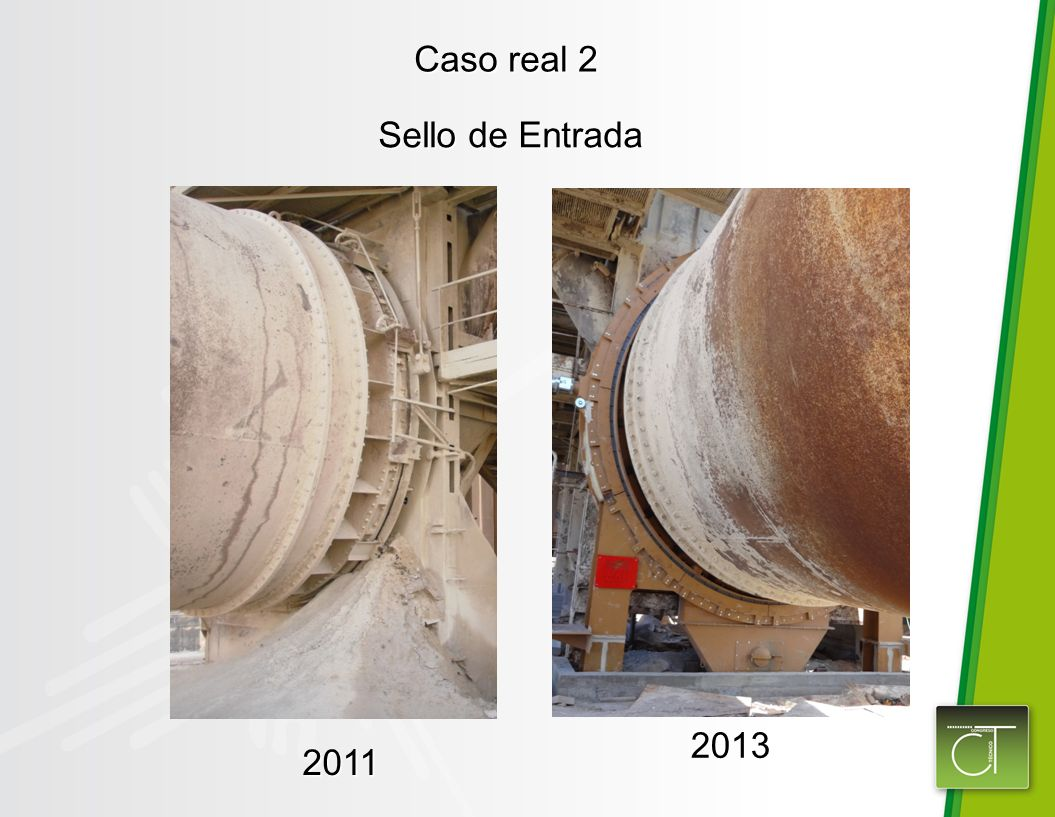 Caso real 2 Sello de Entrada 2011 2013