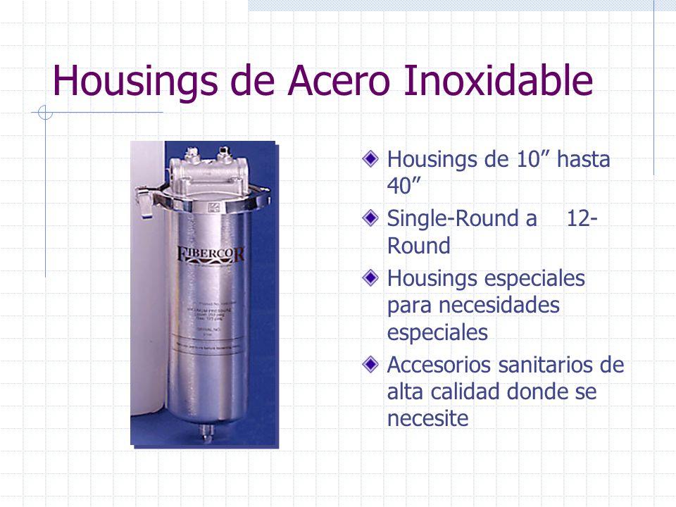 Housings para Filtros