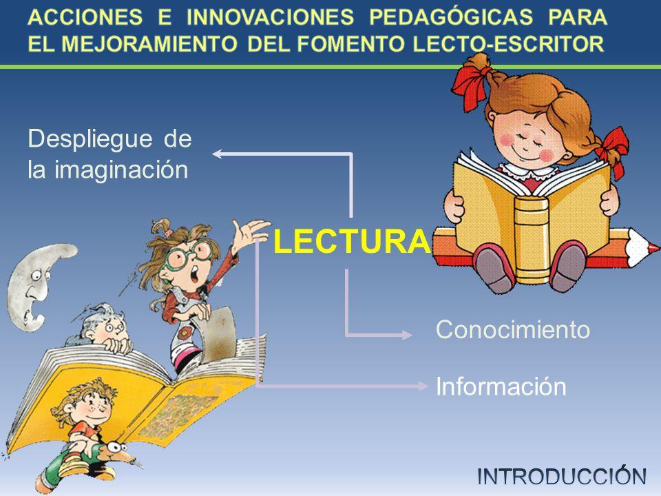 CRONOGRAMA DE ACTIVIDADES -Noviembre: Gran encuentro de niños escritores y lectores y exposición de las obras que hayan producido durante el año.