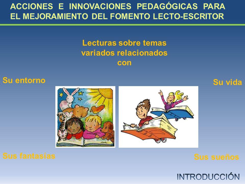 ESTRATEGIAS METODOLÓGICAS Publicitar adecuadamente el Plan de lectura y escritura entre todos los miembros de la comunidad educativa.