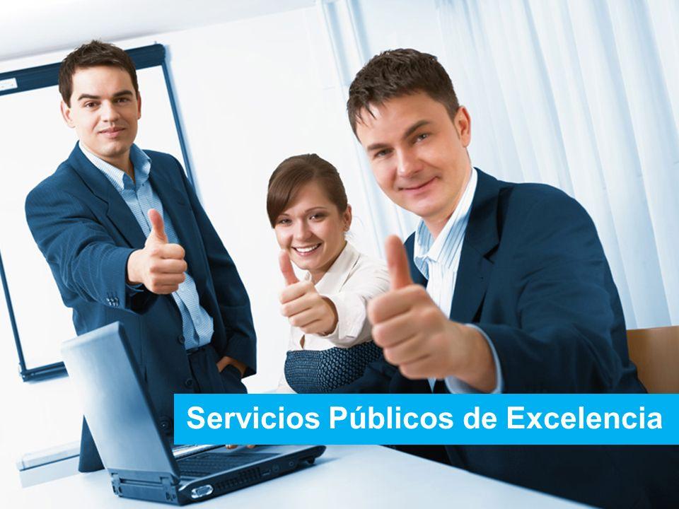 Servicios Públicos de Excelencia