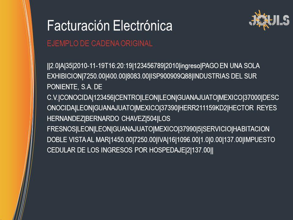 Facturación Electrónica ||2.0|A|35|2010-11-19T16:20:19|123456789|2010|ingreso|PAGO EN UNA SOLA EXHIBICION|7250.00|400.00|8083.00|ISP900909Q88|INDUSTRI